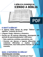 Doutrina Da Bíblia
