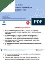 Análisis de  la Globalización según la CEPAL