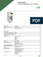 Modicon M580 - ePAC Controller - Ethernet Programmable Automation Controller & Safety PLC_BMEP582020