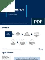 A Guidebook for HRBPs Agile HR 101