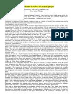 20010916-Le ministère de New York expliqué