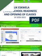 Rhes School Readiness