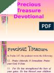Precious Treasure (Devotional)