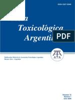 acta toxicologica argentina