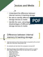 5.1.3. Storage Devices