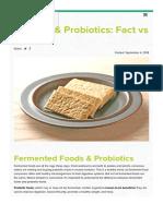 Tempeh & Probiotics Fact vs Fiction  SoyBoy Organic Tofu & Tempeh