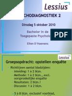 PSD 2_Les 2