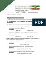 Guia de Matematica Septimo