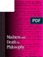 Madness and Death in Philosophy
