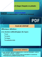 La didactique français pdf