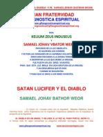 SATAN LUCIFER Y EL DIABLO SAMAEL www.gftaognosticaespiritual.org