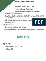 cellules chrxgenes Partie 4
