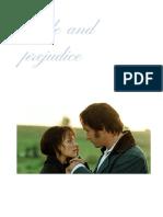 PRIDE AND PREJUDICE (resumen por capítulos del libro)