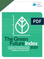 Ranking del Futuro Verde