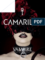 Vampire the Masquerade 5.0 - Camarilla