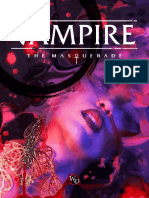 Vampire the Masquerade 5e TRAD