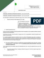 Resumo-Direito Processual Civil-Aula 35-Formacao Suspensao e Extincao do Processo-Eduardo Francisco-ATR