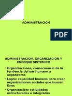 ADMINISTRACION clases