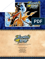 3D&T Alpha - Shaman King