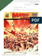 Marvel Mystery Handbook