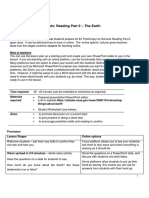 [Online teaching] B1 Preliminary for Schools Reading Part 6 - The Earth