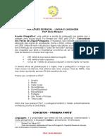 Apostila - Português Essencial