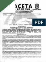 reglamento del codigo civil del estado de mexico
