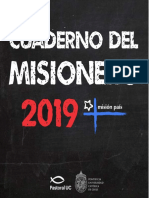 CUADERNO MISIONERO 2019