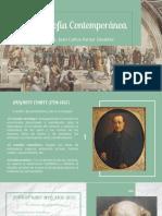 Filosofia Contemporanea- Juan Carlos Asmat