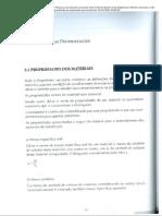 AMBROZEWICZ, Paulo Laporte. Materiais de Construção - Cap. III