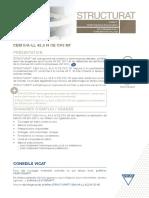 10 Ficheproduit Structurat Cem II a-ll 42,5 n Ce Cp2 Nf
