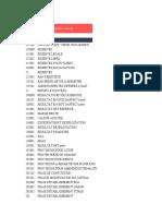 tableau de bord pour le suivi des   comptes D&C