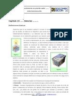 baterias conceptos y definiciones