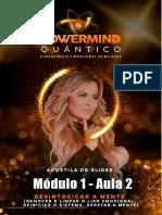PDF Da Aula Alinhamento Das 3 Mentes (1)