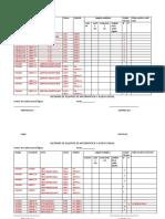 Informe de equipos de informatica y audio visual