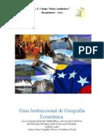 GEOGRAFIA DE VENEZUELA