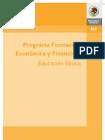 FORMACION ECONOMICA Y FINANCIERA DOCUMENTO BASE