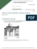 BOMBA DE CEBADO DE COMBUSTIBLE