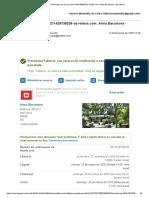 email reserva alma