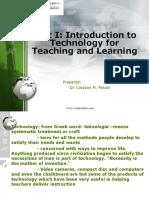 Unit i Prof Ed 108 Ppt
