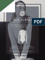 Molde Body Manga Larga Nocturno Design Blog Free