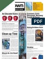 January 2009 Uptown Neighborhood News