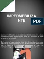 IMPERMEBILIZANTE