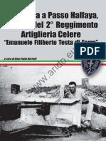 Artiglieria Celere Emanuele Filiberto Testa di Ferro