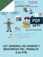 EVALUACION Y MAPA DE RIESGO 29102009