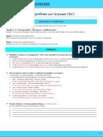 b1_grammaire_hypothc3a8se-sur-le-passc3a9_corrigc3a9