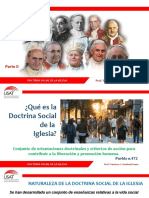 Doctrina Social de La Iglesia - II