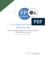 UT1 Arquitectura de protocolos