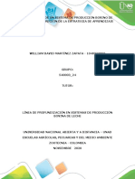 DIAGNÓSTICO DE UN SISTEMA DE PRODUCCIÓN BOVINO DE LECHE PARA LA REGIÓN DE LA ESTRATEGIA DE APRENDIZAJE