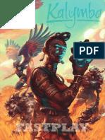 Kalymba - RPG Afrikano